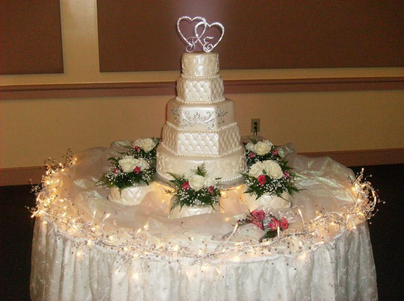 wedding cake Perlascake.com