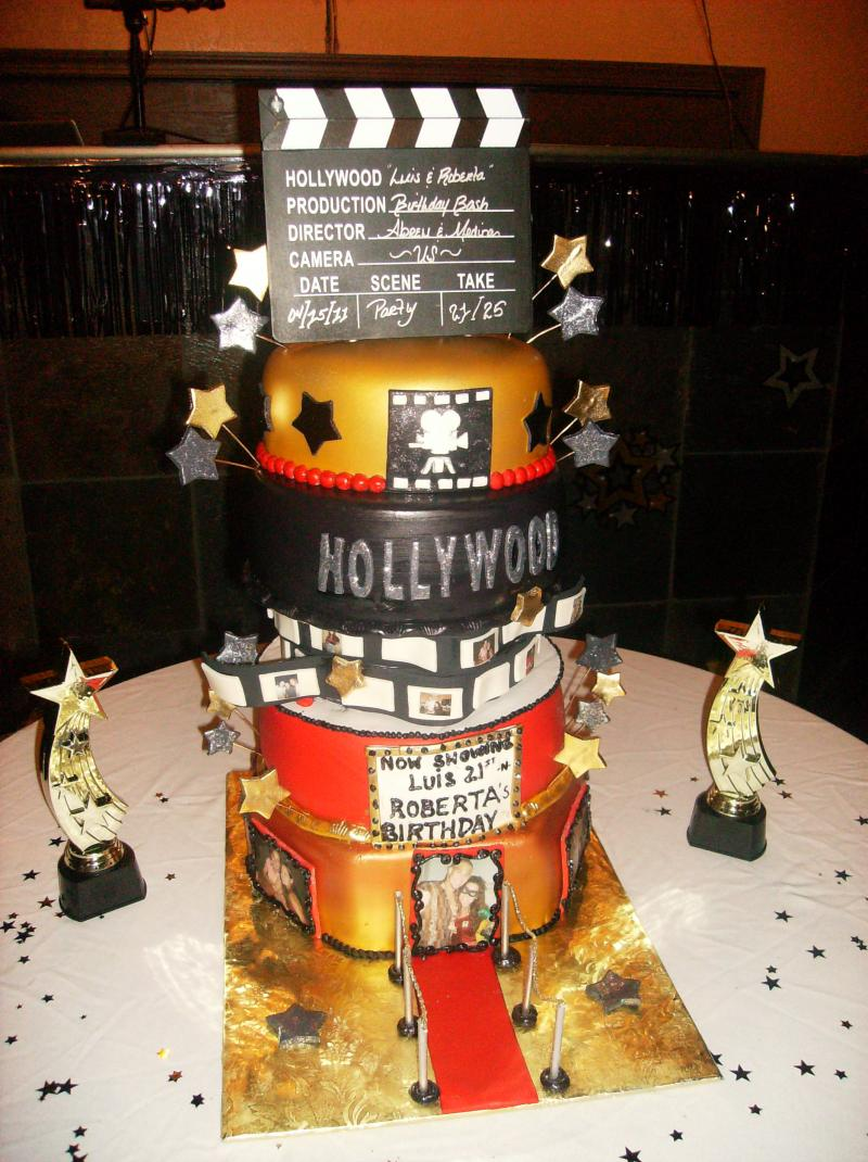 Holliwood cake perlascake.com