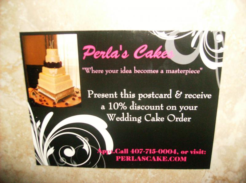 wedding cake sales in orlando
